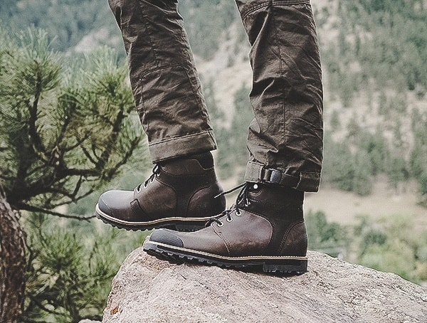Waterproof Mens Boots Review Keen The Rocker