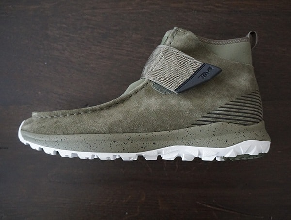 Waterproof Suede Mens Teva Peralta Chukka Boots