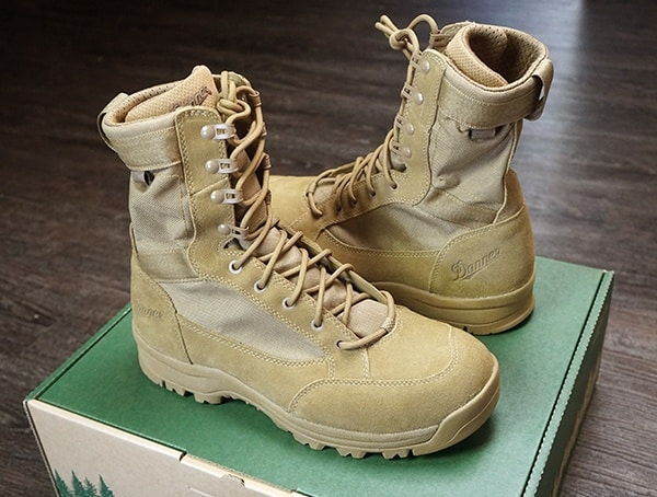 Men S Coyote Danner Tanicus Boots Review Tactical Footwear