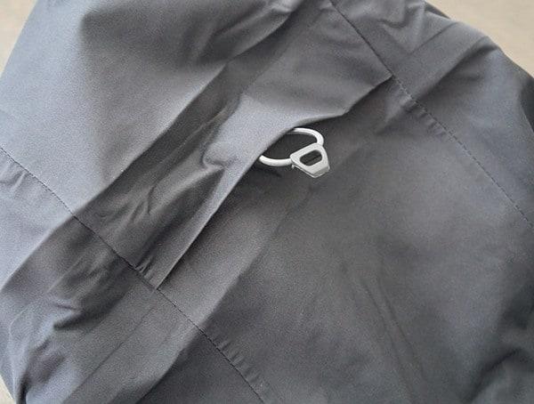 Waterproof Technical Ski Shell Holden M 51 3 Layer Fishtail Jacket For Men