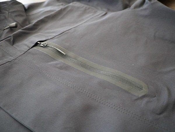 Waterproof Zippers M 51 3 Layer Fishtail Jacket For Men