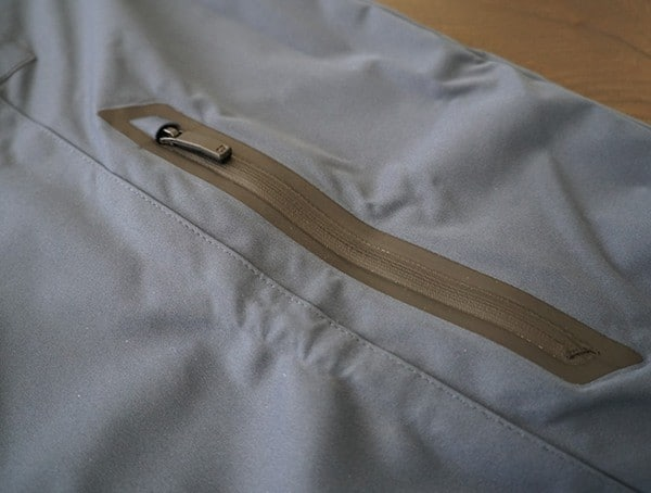 Waterproof Zippers Ogio All Elements Strech Wind Jacket