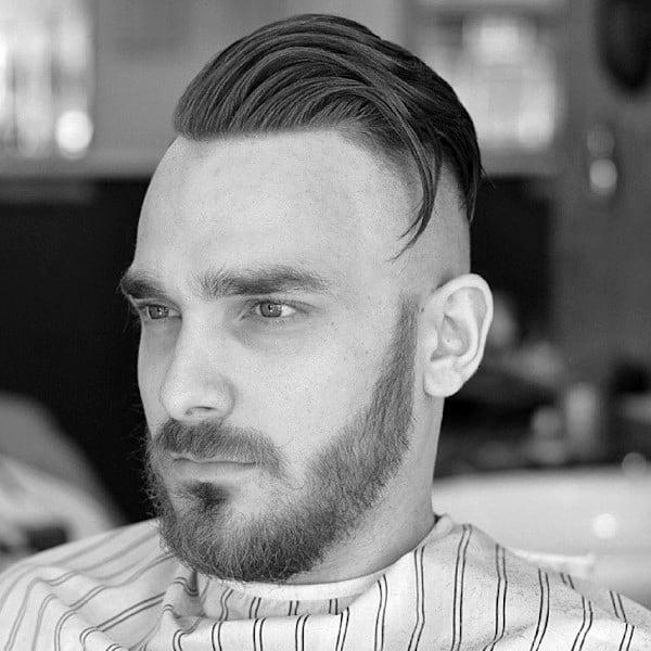 Wavy Hair Short Haircuts Mens