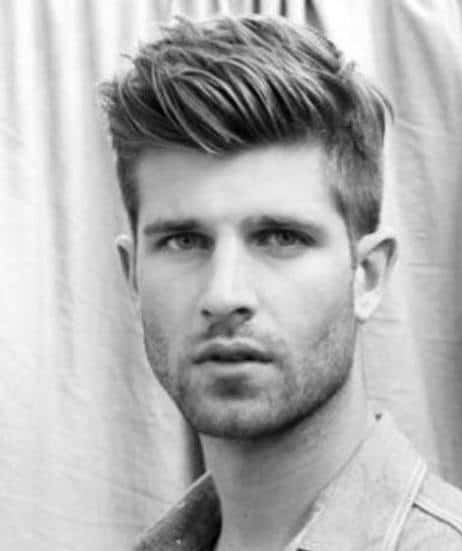 Wavy Hairstyles For Males