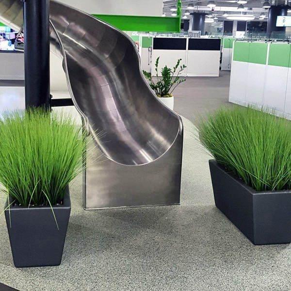 Wavy Indoor Slide Designs
