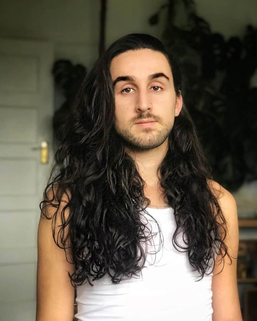 Straight and Sleek Hair