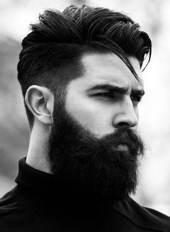 Wavy Men's Hair