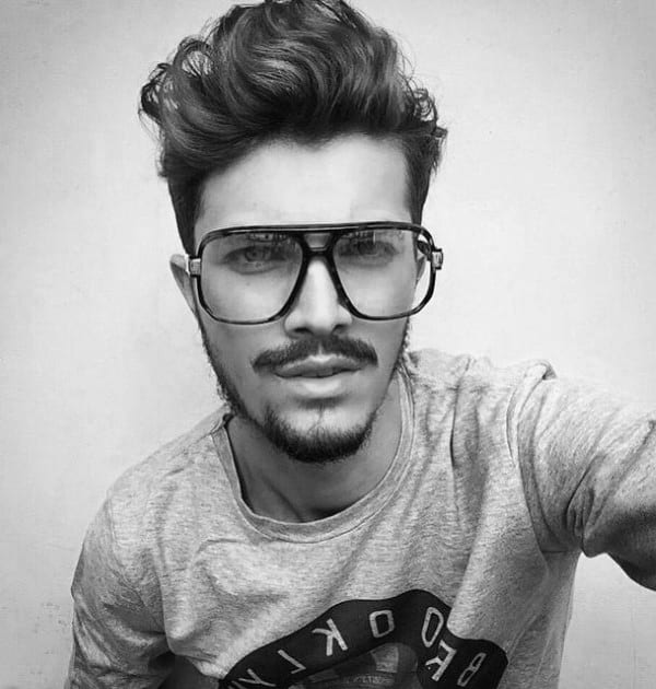 Astounding Quiff Haircut For Men 40 Manly Voluminous Hairstyles Short Hairstyles For Black Women Fulllsitofus