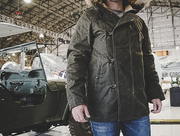 Waxed Cotton Usaf Inspired Mens Cockpit Usa Mountain Ranger Parka Review
