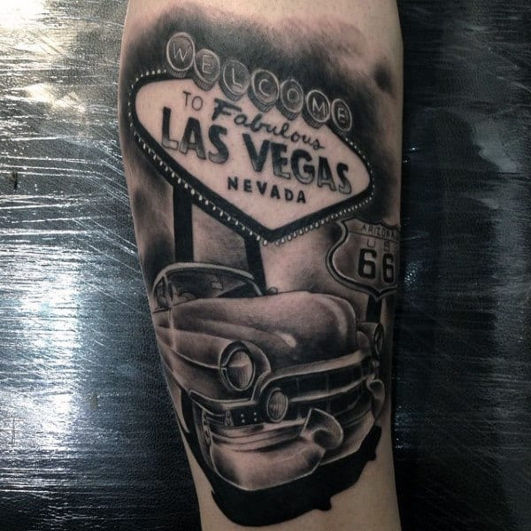 70 Hot Rod Tattoo Designs For Men