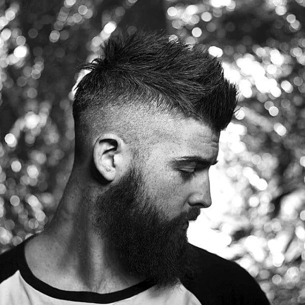 Well Grommed Male Hair Styles For Short Thin Hair