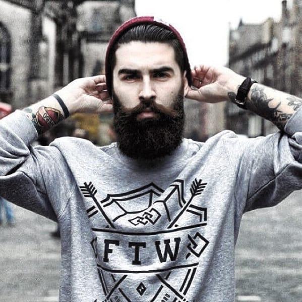 Well Groomed Guys Nice Beard Styles