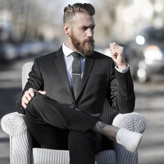 Well Groomed Guys Professional Beard Styles