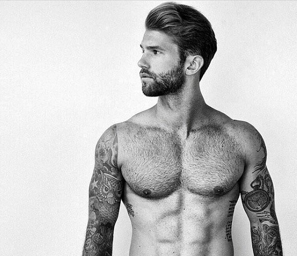 Well Groomed Guys Short Beard Styles