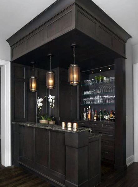 Wet Bar Ideas Designs