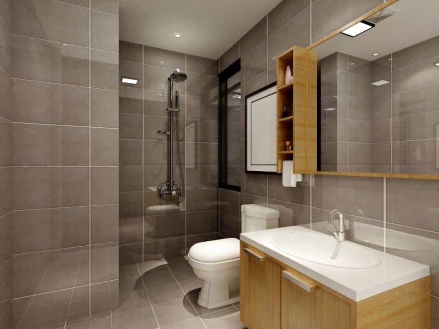 Wet Bathroom Small Shower Ideas 2