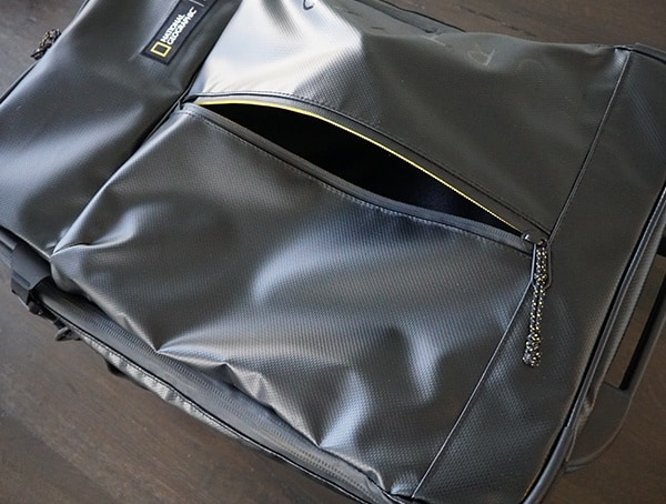 Wet Dry Compartment Open Eagle Creek Borderless Convertible Carry On