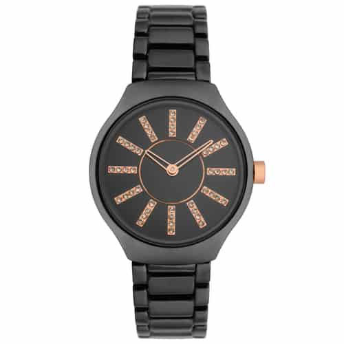 Wewood Assuntblk Black Wood Watches For Men