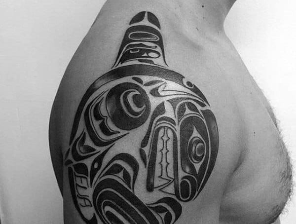 What Are The Best Places To Get A Tattoo For Guys Upper Arm