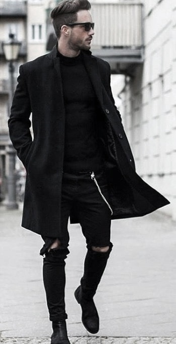 What To Wear With Black Jeans Outfits Mens Style Ideas
