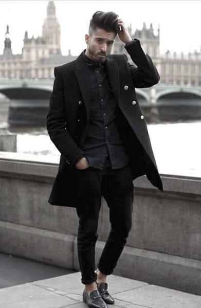 What To Wear With Black Jeans Outfits Styles For Gentlemen