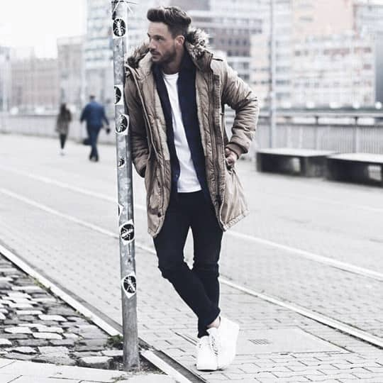 What To Wear With Gentlemens Black Jeans Outfits Style Ideas