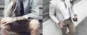 What To Wear With Khaki Pants For Men – 50 Male Outfit Styles