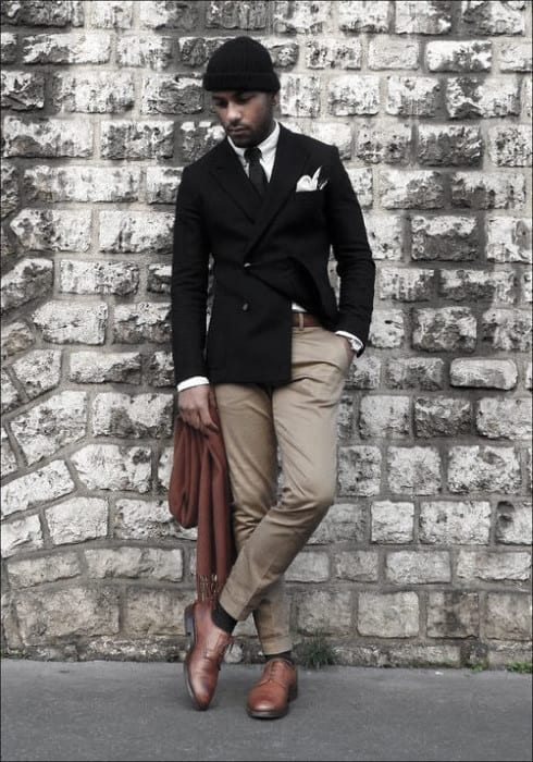 What To Wear With Khaki Pants Outfits Styles For Gentlemen