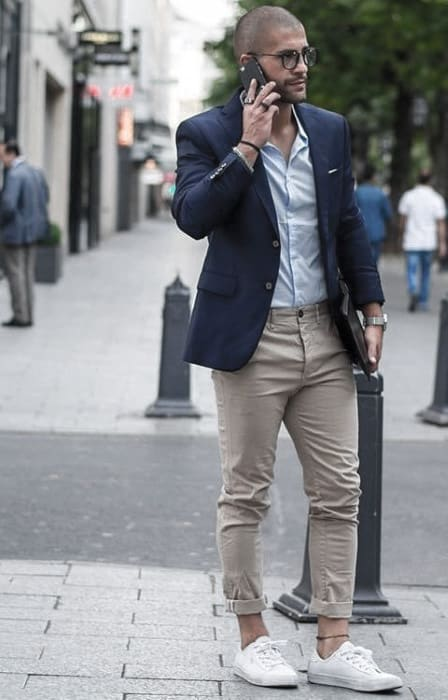 What To Wear With Masculine Khaki Pants Outfits Style Ideas For Men