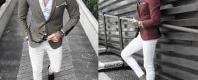 What To Wear With White Jeans For Men – 40 Fashion Styles