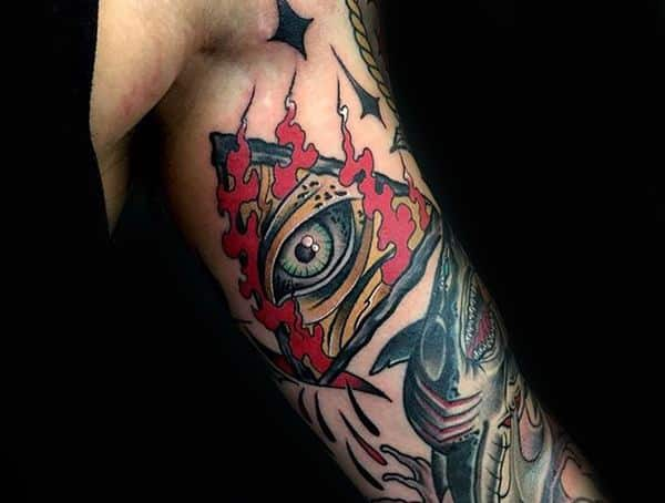 Where Is The Most Painful Place To Get A Tattoo For Men Inner Arm