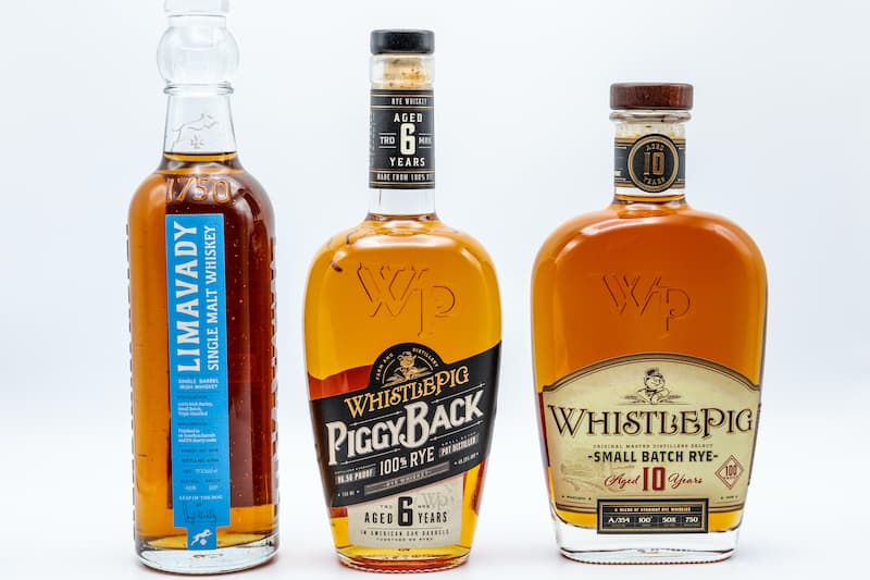 WhistlePig Teams Up with Limavady for Single Barrel Irish Whiskey