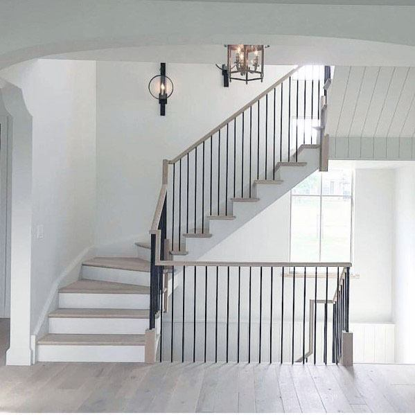 Wooden Staircases: Top 50 Best Wood Stairs Ideas