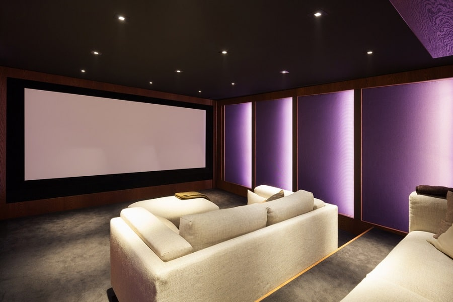 Home Design Ideas Home Theater Seating