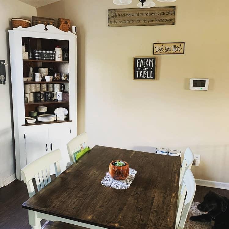 White Corner Cupboards Curio Cabinets Rosedustrustics