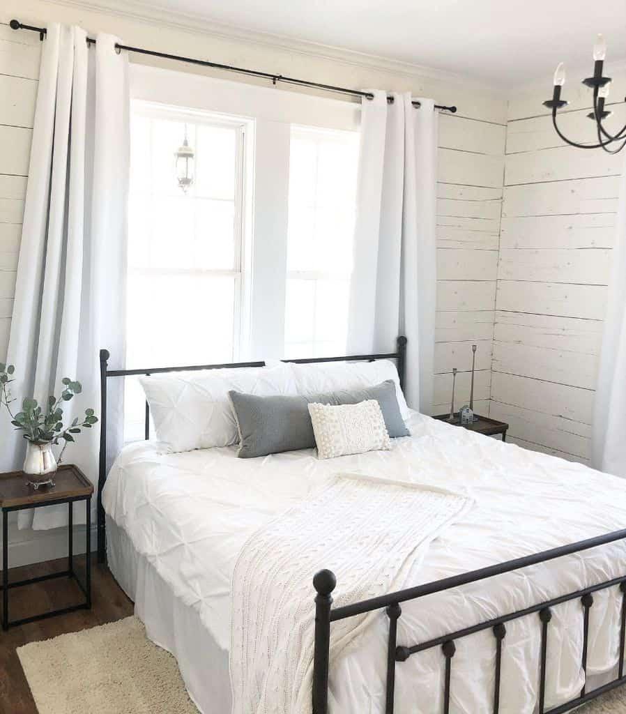 white farmhouse bedroom ideas dawsoncohomes
