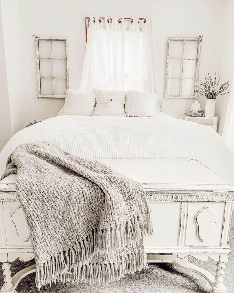 white farmhouse bedroom ideas thecountrycolonial