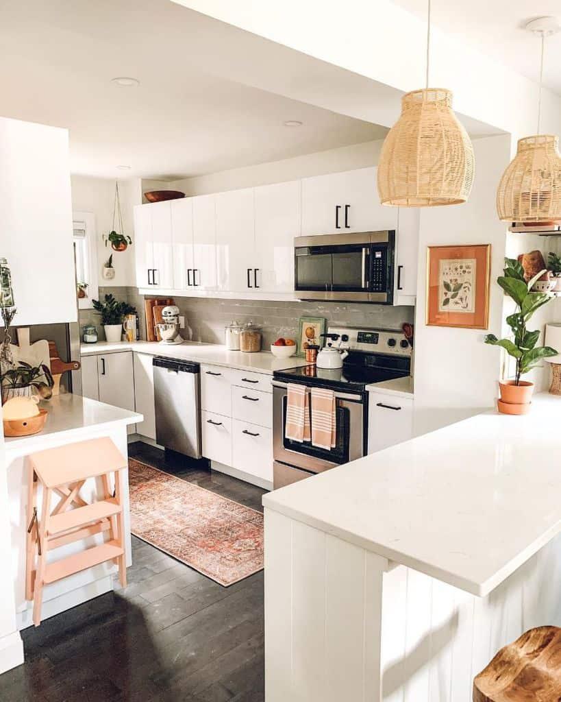 white farmhouse kitchen ideas intentionalspace