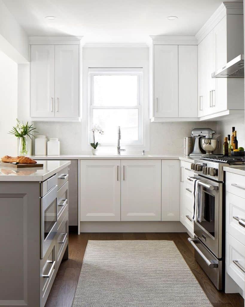 white farmhouse kitchen ideas jackieglassinc