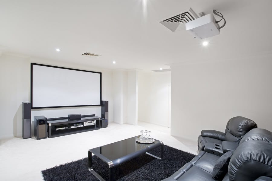 Home Interior Designs Home Theater Seating