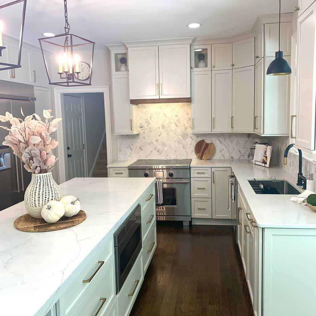 white kitchen color ideas bloomdesignsandstyling