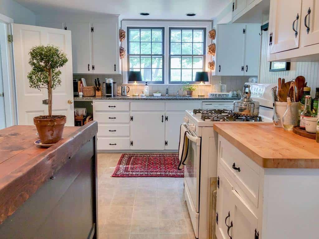 white kitchen color ideas mandyenohome