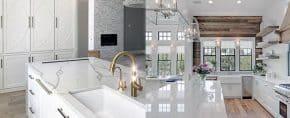 Top 60 Best White Kitchen Ideas – Clean Interior Designs