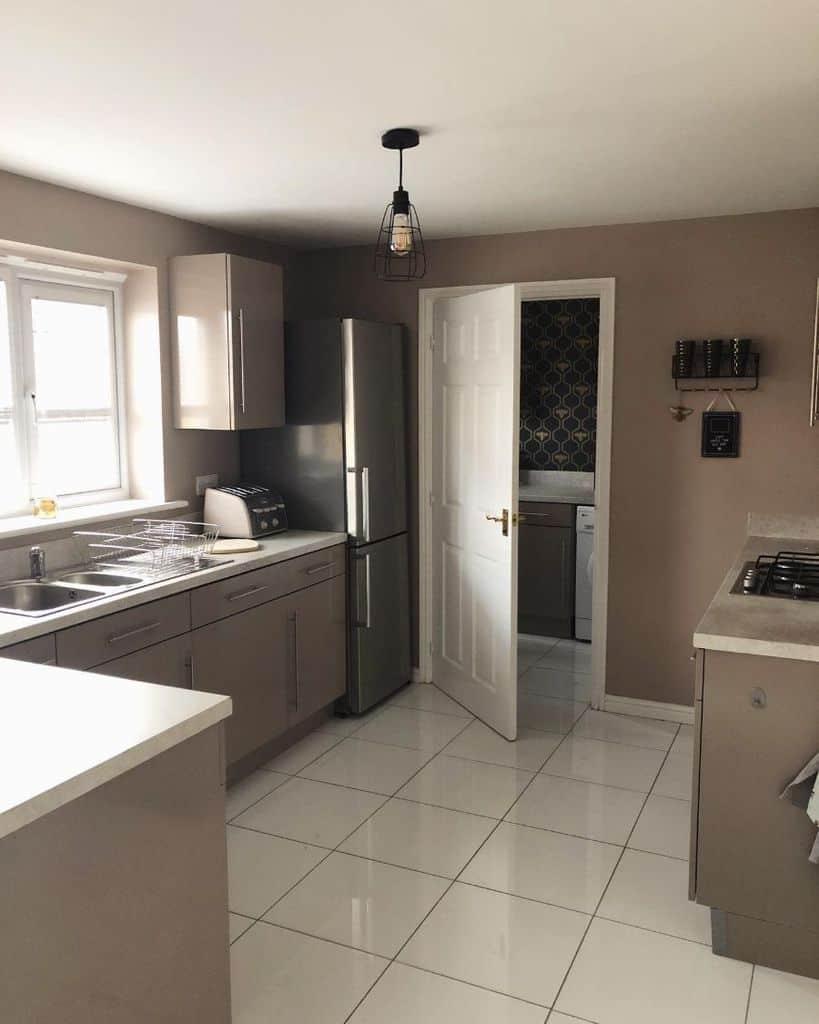 white kitchen tile ideas tasselsandbees