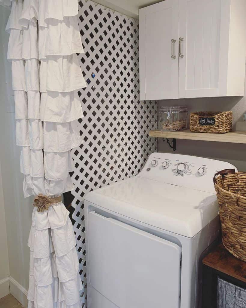 white laundry room cabinet ideas mysimpleoc