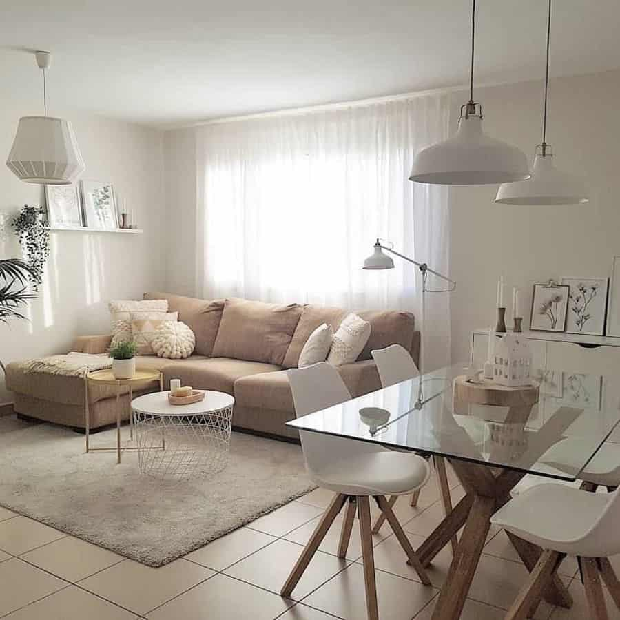 White Living Room Color Ideas Designersroom.co