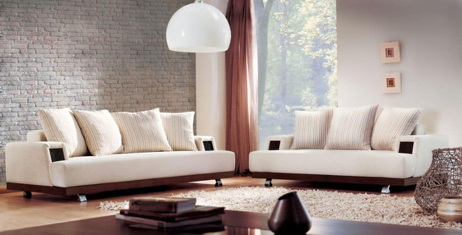 White Living Room Decorating Ideas 6