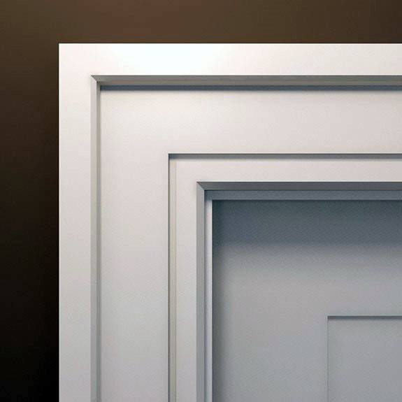White Mdf Door Trim Home Designs