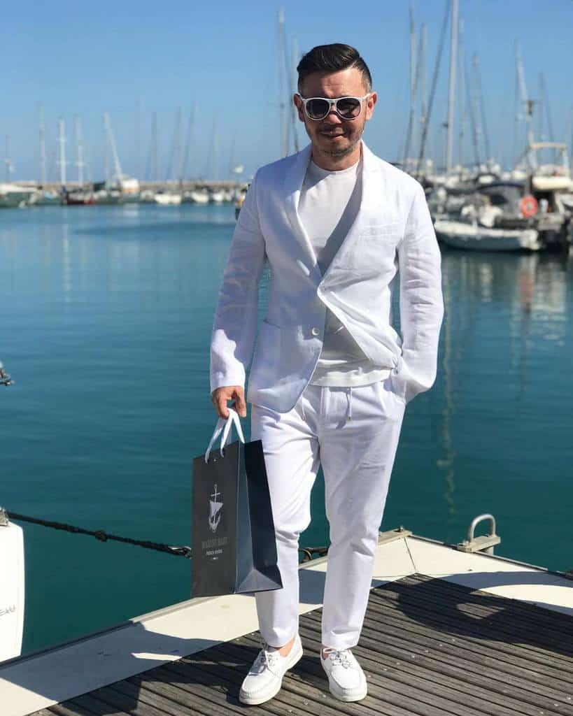 White Nautical Style