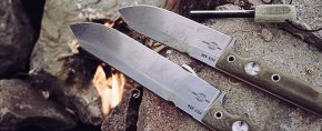 White River Knife And Tool FIRECRAFT FC5 FC7 Review – Best Survival Knives Ever